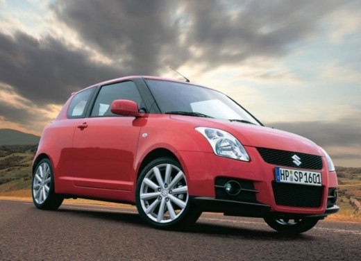 Suzuki Swift Sport – Test Drive - Foto 2 di 31