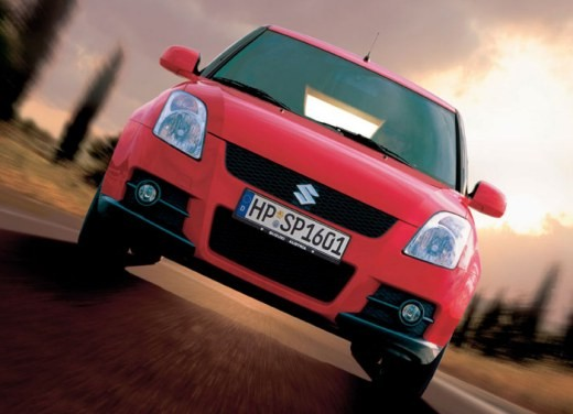 Suzuki Swift Sport – Test Drive - Foto 3 di 31