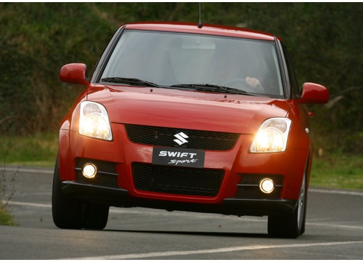 Suzuki Swift Sport – Test Drive - Foto 19 di 31