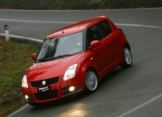 Suzuki Swift Sport – Test Drive - Foto 20 di 31