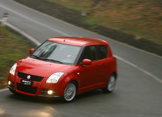 Suzuki Swift Sport – Test Drive - Foto 21 di 31