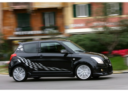 Suzuki Swift Sport – Test Drive - Foto 25 di 31