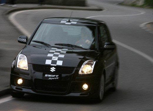 Suzuki Swift Sport – Test Drive - Foto 26 di 31