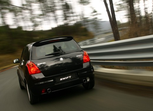 Suzuki Swift Sport – Test Drive - Foto 27 di 31