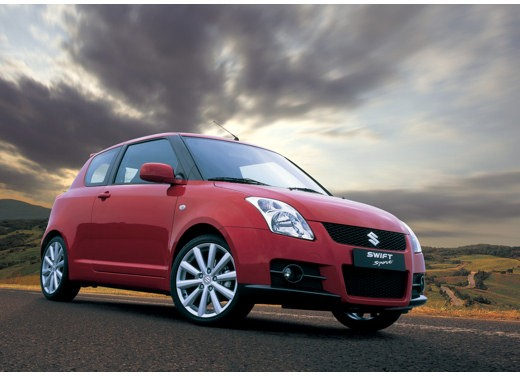 Suzuki Swift Sport – Test Drive - Foto 14 di 31