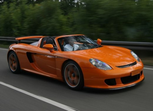 Porsche Carrera GT by TechArt - Foto 2 di 8