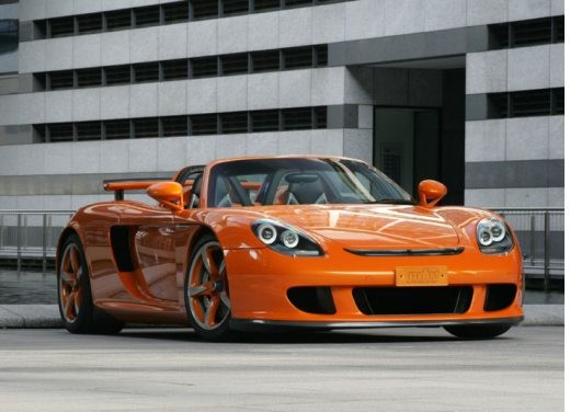 Porsche Carrera GT by TechArt - Foto 3 di 8