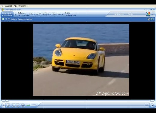 Porsche Cayman – Video - Foto 5 di 9