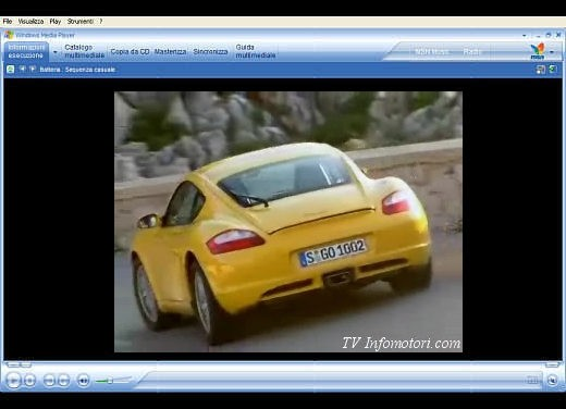 Porsche Cayman – Video - Foto 6 di 9