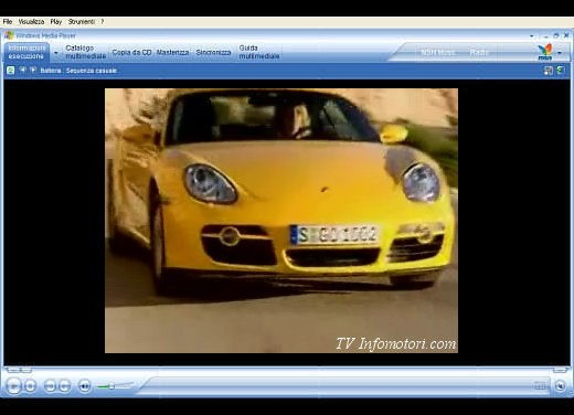 Porsche Cayman – Video - Foto 8 di 9