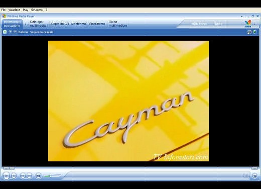 Porsche Cayman – Video - Foto 4 di 9