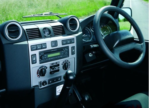 Land Rover Defender 2007 – Test Drive - Foto 6 di 46