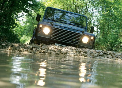 Land Rover Defender 2007 – Test Drive - Foto 36 di 46