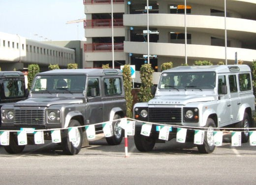 Land Rover Defender 2007 – Test Drive - Foto 38 di 46