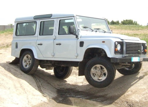 Land Rover Defender 2007 – Test Drive - Foto 39 di 46