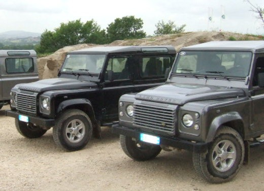 Land Rover Defender 2007 – Test Drive - Foto 42 di 46