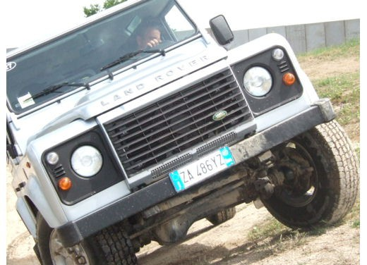 Land Rover Defender 2007 – Test Drive - Foto 43 di 46