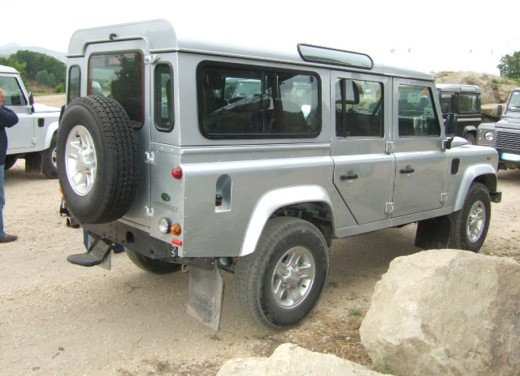 Land Rover Defender 2007 – Test Drive - Foto 44 di 46