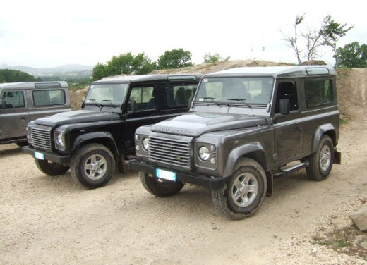 Land Rover Defender 2007 – Test Drive - Foto 45 di 46
