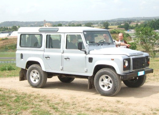 Land Rover Defender 2007 – Test Drive - Foto 20 di 46