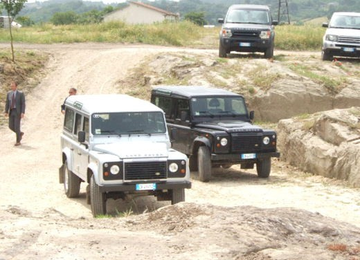 Land Rover Defender 2007 – Test Drive - Foto 22 di 46
