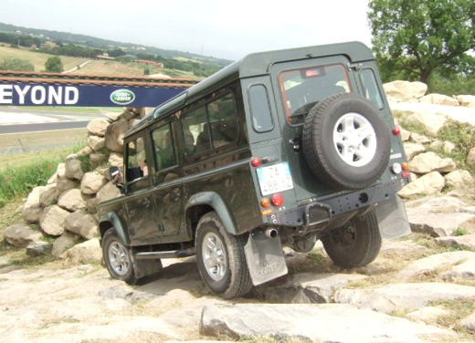 Land Rover Defender 2007 – Test Drive - Foto 24 di 46