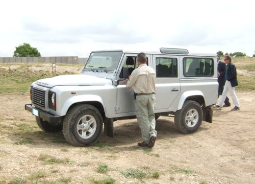 Land Rover Defender 2007 – Test Drive - Foto 26 di 46