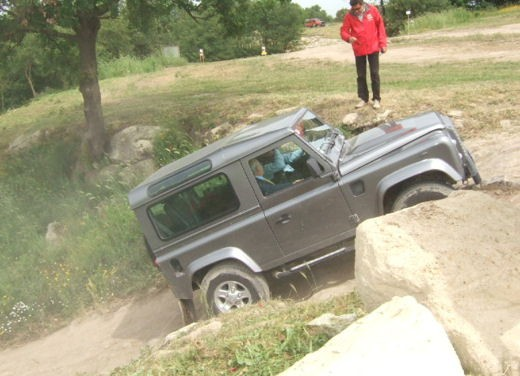 Land Rover Defender 2007 – Test Drive - Foto 27 di 46