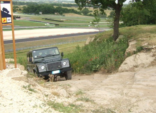 Land Rover Defender 2007 – Test Drive - Foto 28 di 46