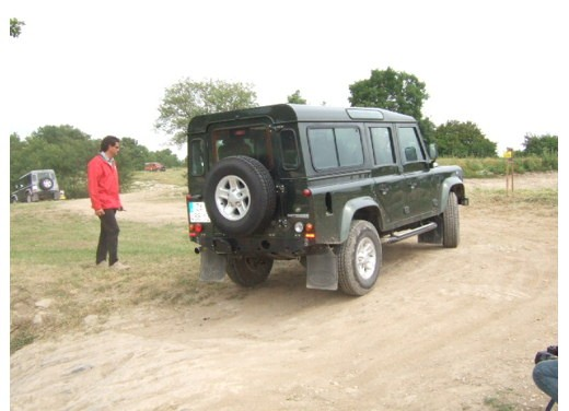 Land Rover Defender 2007 – Test Drive - Foto 29 di 46