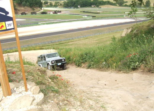 Land Rover Defender 2007 – Test Drive - Foto 30 di 46