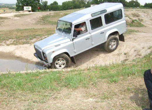 Land Rover Defender 2007 – Test Drive - Foto 33 di 46