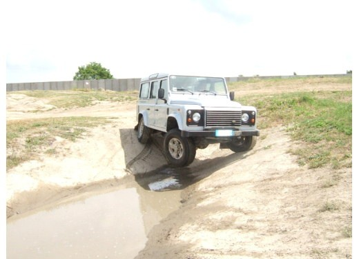 Land Rover Defender 2007 – Test Drive - Foto 16 di 46