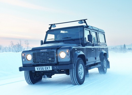 Land Rover Defender 2007 – Test Drive - Foto 18 di 46