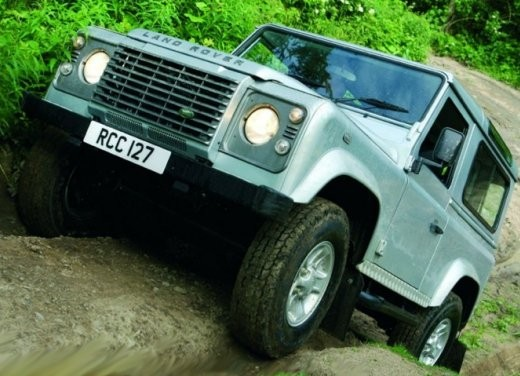 Land Rover Defender 2007 – Test Drive - Foto 11 di 46