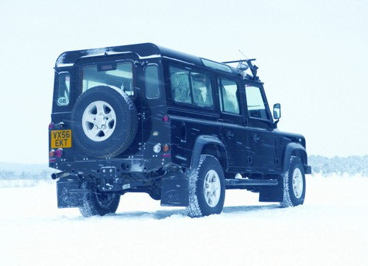 Land Rover Defender 2007 – Test Drive - Foto 19 di 46