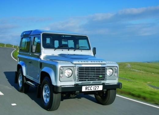 Land Rover Defender 2007 – Test Drive - Foto 12 di 46