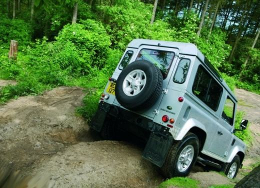 Land Rover Defender 2007 – Test Drive - Foto 13 di 46