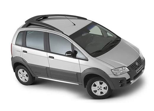 Fiat Idea Adventure - Foto 1 di 2
