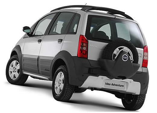 Fiat Idea Adventure - Foto 2 di 2