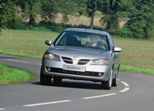 Nissan New Almera: Test Drive