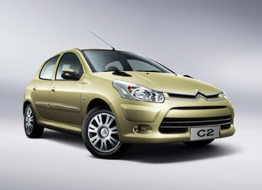 Citroen C2 by Dongfeng