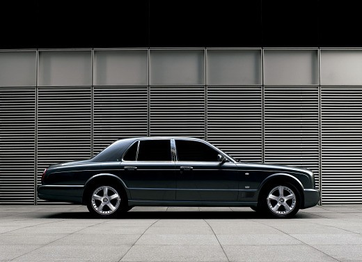 Bentley Arnage MY 2007