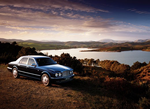 Bentley Arnage MY 2007 - Foto 3 di 9