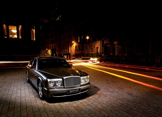 Bentley Arnage MY 2007 - Foto 4 di 9
