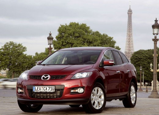 Nuova Mazda CX-7 – Long Test Drive - Foto 7 di 57