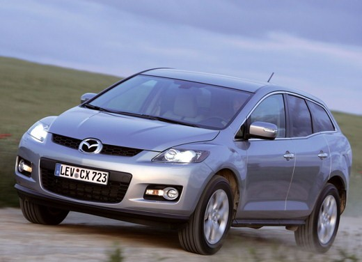 Nuova Mazda CX-7 – Long Test Drive - Foto 13 di 57