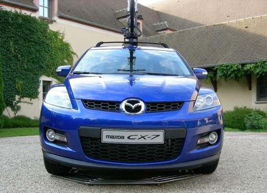 Nuova Mazda CX-7 – Long Test Drive - Foto 16 di 57