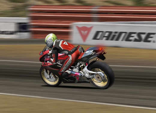 Focus:Super-Bikes Riding Challenge & Dainese