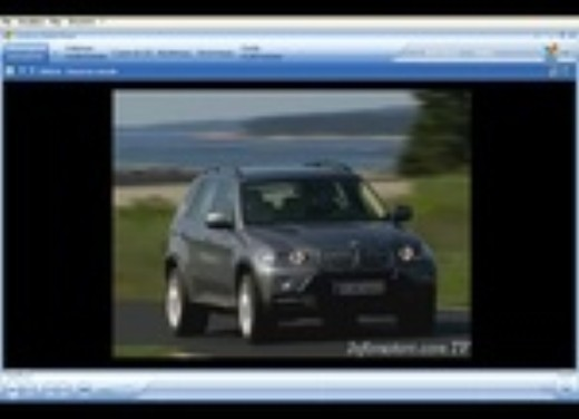 BMW X5 facelift - Video